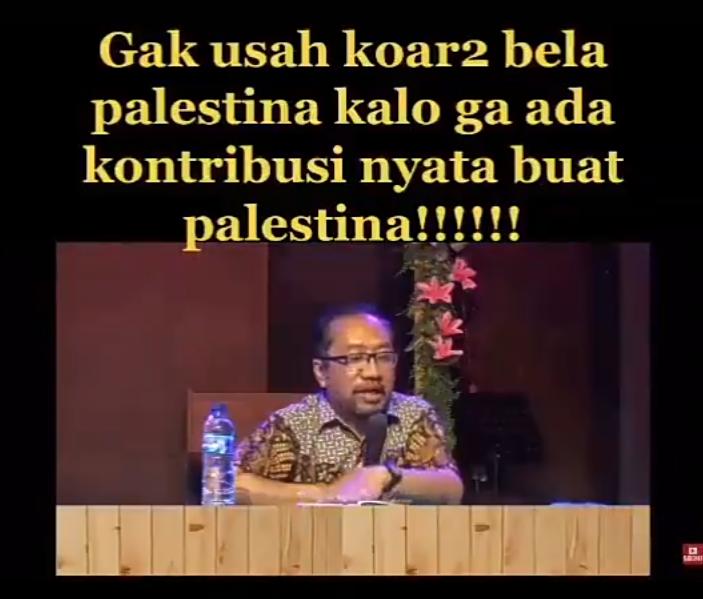 Viral Beredar Video Pernyataan Mengejutkan Dubes Palestina: Kami Tak Pernah Terima Donasi dari Para Pendemo di Indonesia