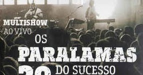 VIVO SUCESSO PARALAMAS BAIXAR DO MULTISHOW AO CD