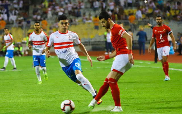 قناة مصرية مفتوحة تنقل مباراة الأهلي والزمالك في بطولة كأس السوبر المصري