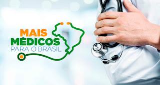 Cuité, Nova Floresta, Baraúna e Frei Martinho são contemplados com profissionais do Mais Médicos