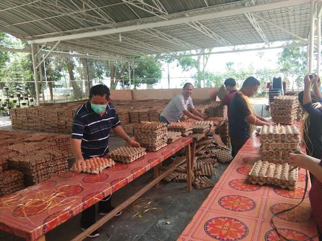Bantuan Logistik Sembako akan Didistribusikan bagi 6.000 Keluarga di Samosir