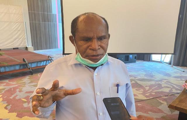 Yunus Wonda Pastikan 40,000 Orang Hadiri Peresmian Stadion Lukas Enembe Sentani