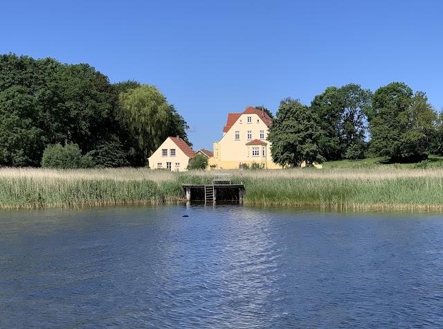 Gut Grubnow Ferienwohnungen auf Rügen