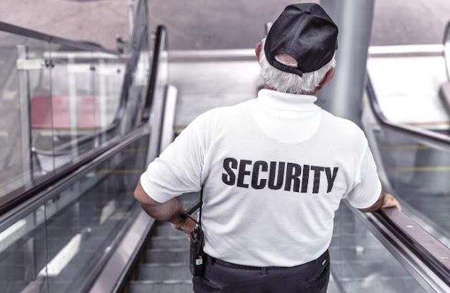 reasons hire security guard protect business