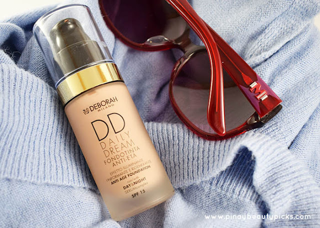Deborah Milano DD Daily Dream Anti Age Foundation Dream Review