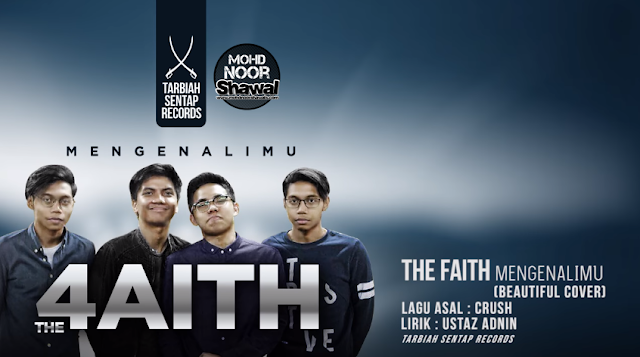 Lirik The Faith - MengenaliMu (Beautiful Cover)
