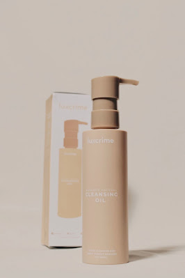 review cleansing oil luxcrime terbaru