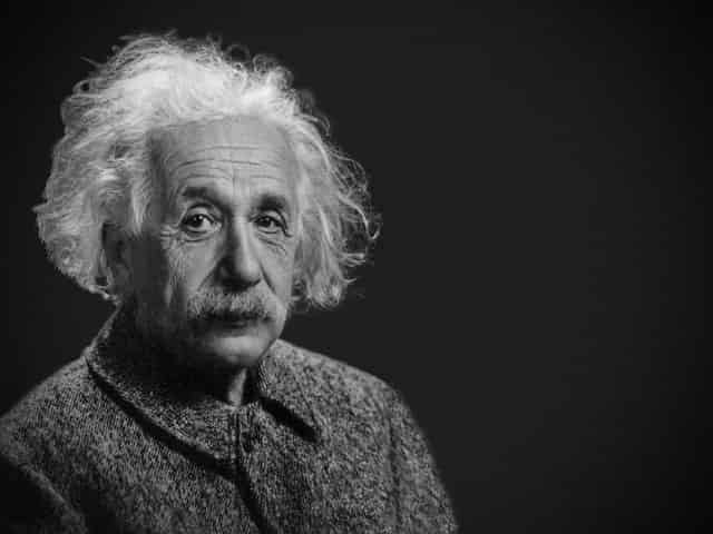 Albert Einstein Biography in English