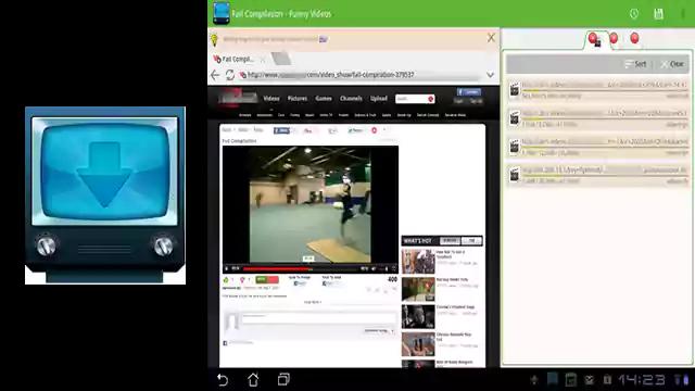 تحميل تطبيق اندرويد AVD Download Video لتنزيل وتشغيل فيديو