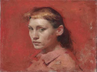 Autoportrait (2019), Colleen Barry