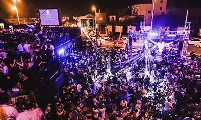 حفل الفنان مروان نوردو بـ سوسة