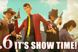 Film CGI Lupin III THE FIRST Akan Segera Tayang