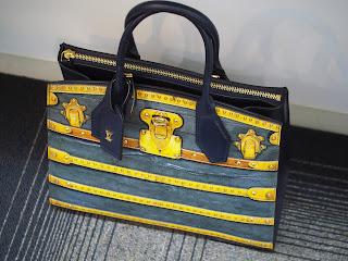 珍しいヴィトンのバッグをお買い取り致しました M52261 シティ スティーマーMM