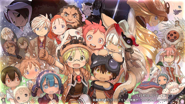 Made in Abyss Chapter List - AVOID FILLING