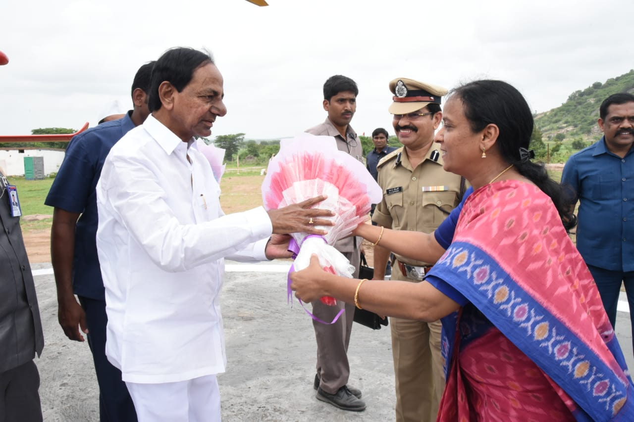 rspnetwork in: CM KCR participated in Parakala MLA Challa
