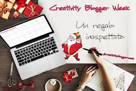 Ringraziare Per Un Regalo Inaspettato.I Miei Magici Mondi Rubrica Creativity Blogger Week Un