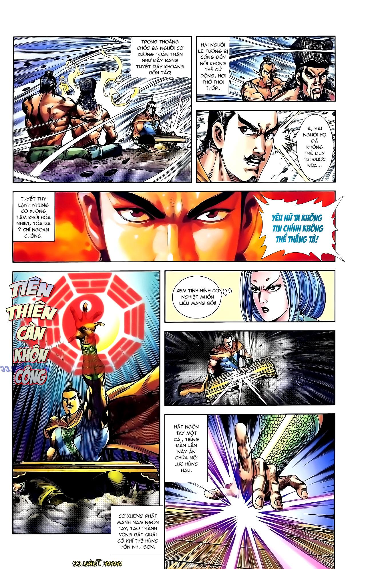 Cơ Phát Khai Chu Bản chapter 137 trang 32