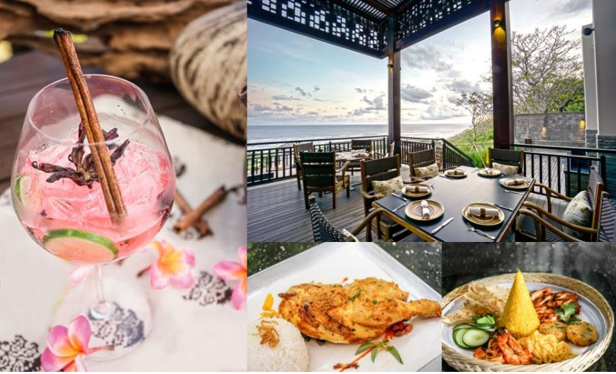 Spice Connection, Jelajah Kuliner Nusantara di The Ritz-Carlton Bali