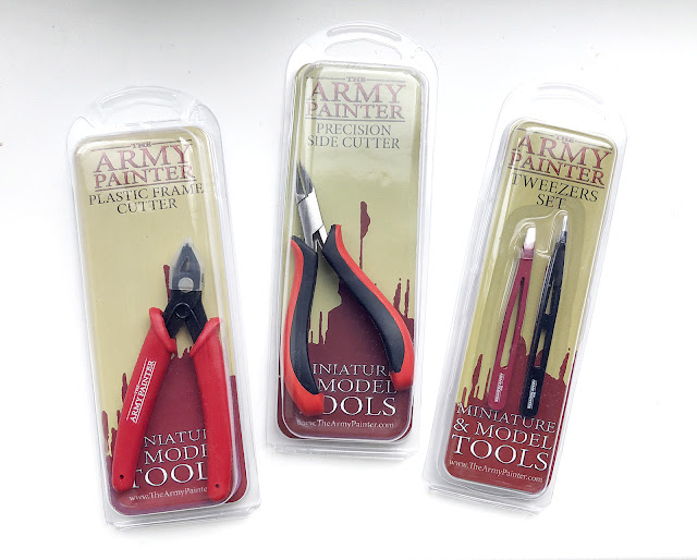The Army Painter Miniature /& Model Tools Metal Precision Side Cutters