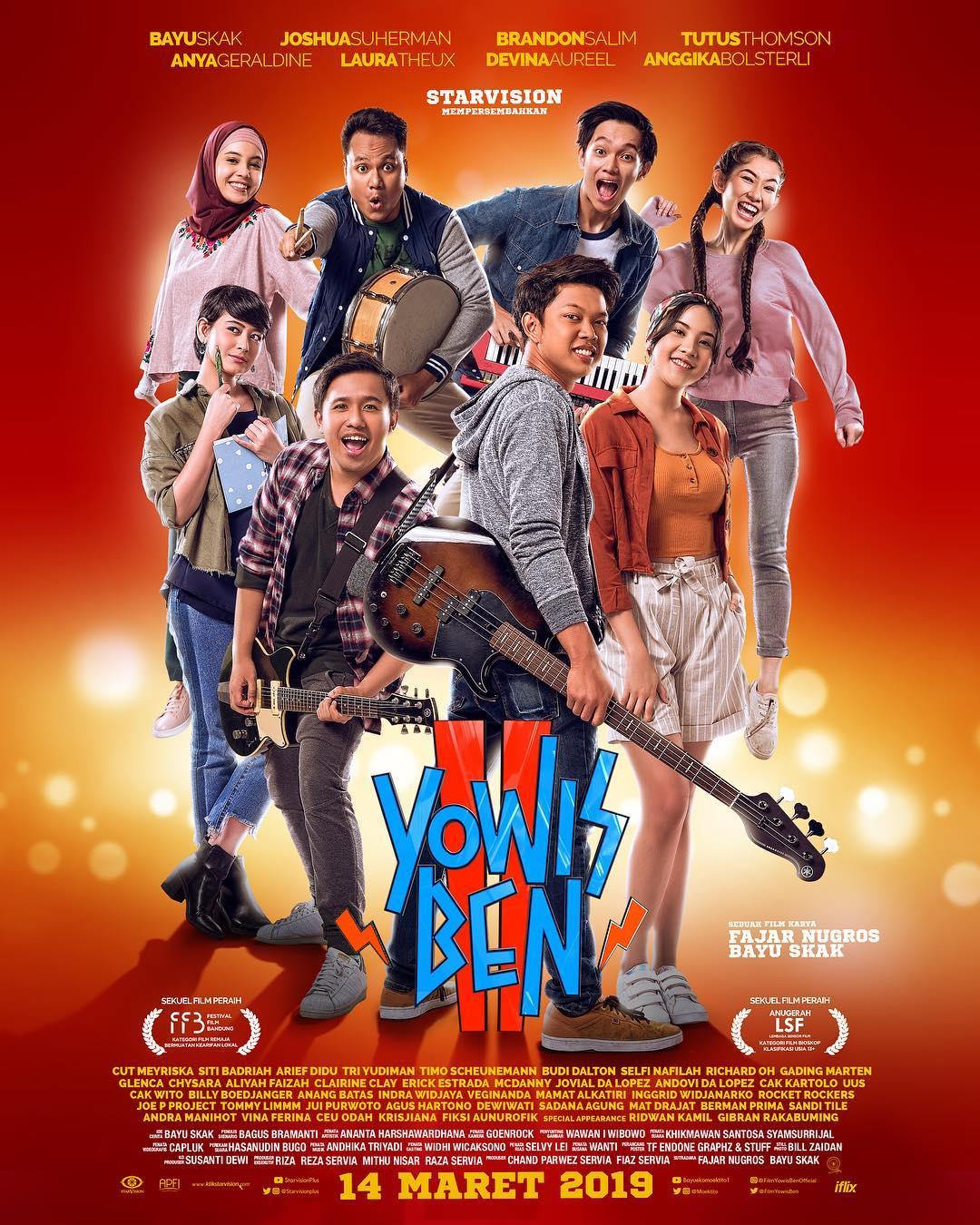 Download Film Yowis Ben 2 (2019) Full Movie Indonesia
