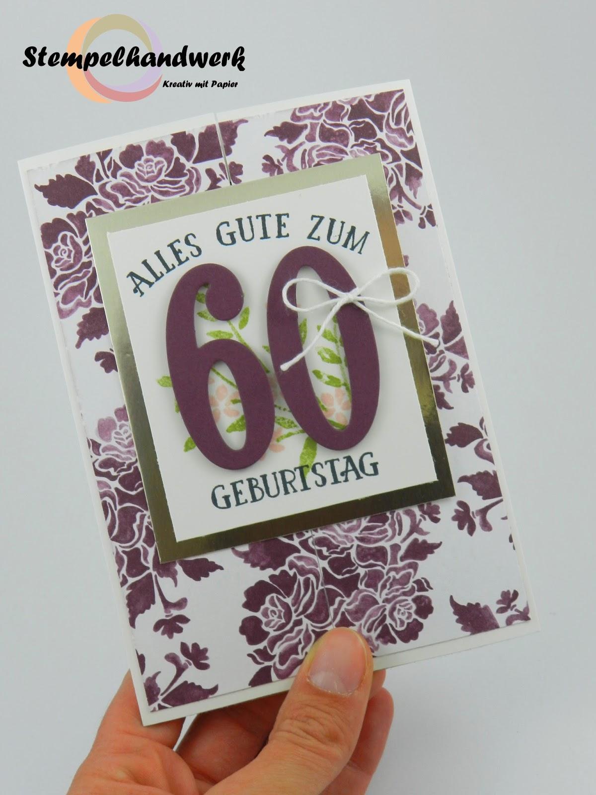 60 Geburtstag Einladungskarten 60 Geburtstag Einladung