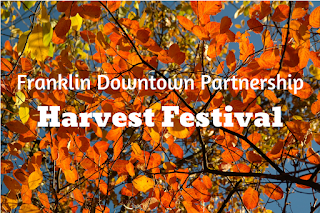 Downtown Partnership Prepares for Harvest Festival on October 5
