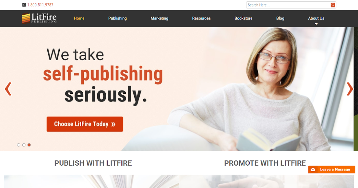 LitFire Publishing Scam, Reviews and Complaints: Is This LitFire ...