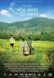 Yellow Flowers On The Green Grass 2015 Vietnam 720p HDRip 999MB With Bangla Subtitle