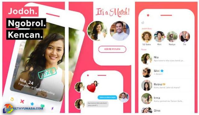 Tinder aplikasi cari jodoh online
