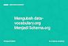 Memperbaiki data-vocabulary.org Schema Deprecated pada Google Search Console di Blogger