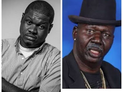 Hours After His Father Was Admitted at LUTH: See What Baba Suwe's Son Said About Nigerians