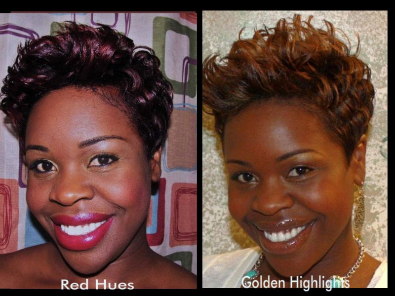 Semi Permanent Hair Color For African American Hair Hair Color