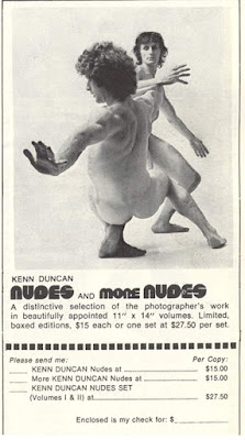 Kenn Duncan -- Nudes and More Nudes