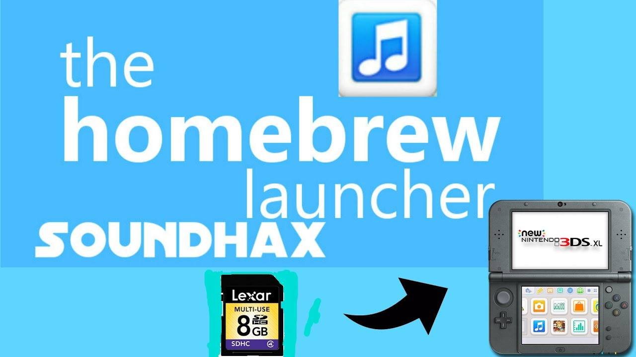 Homebrew Launcher (Soundhax)