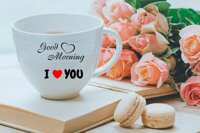 Beautiful good morning coffee cup images