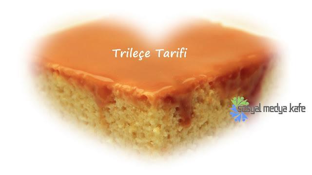 Trileçe Tatlı Tarifi