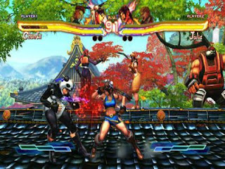 Street Fighter X Tekken Game Free Download Highly Compressed