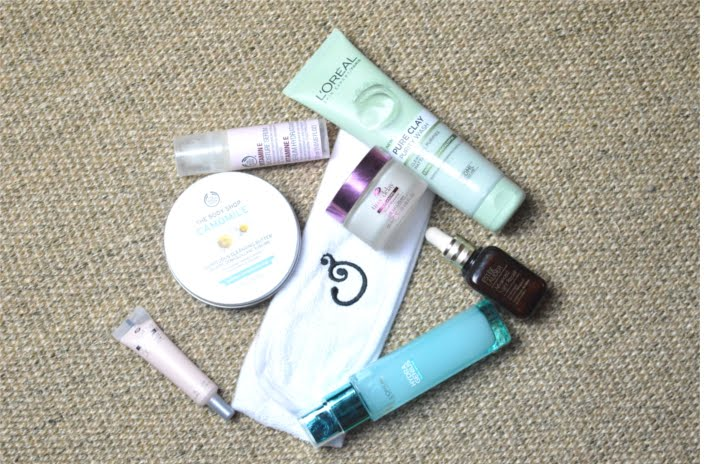 Skincare, Beauty, Products, The Body Shop, Loreal, Estee Lauder, Boots, Time Delay, Clay Wash, Cleanser