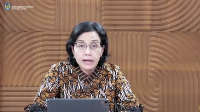 Sri Mulyani Sebut Ekonomi RI Hilang Rp1.356 Triliun Akibat Pandemi COVID-19 Tahun Lalu