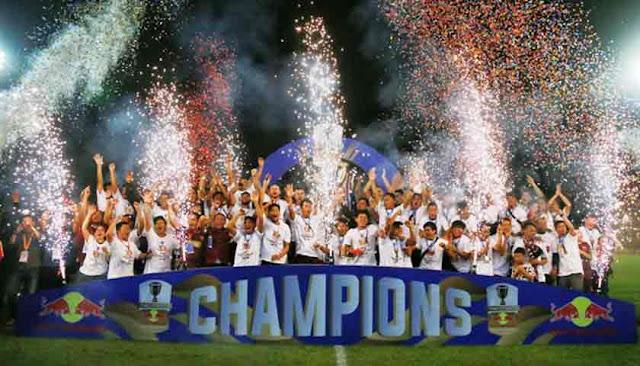 Berita Sepakbola Indonesia Terkini: PSM Makassar menjuarai Piala Indonesia