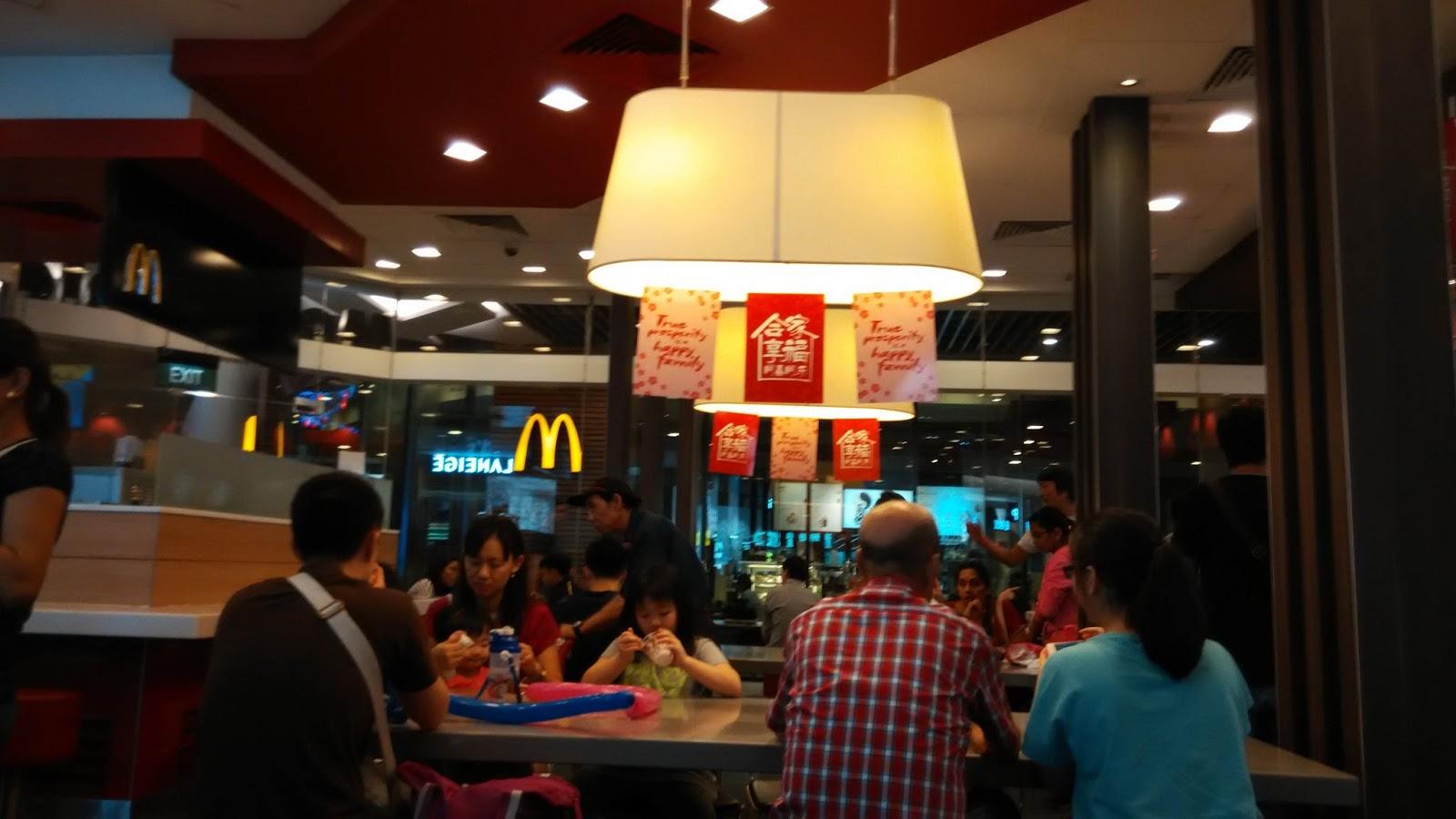 Tampines Mall Thai Food