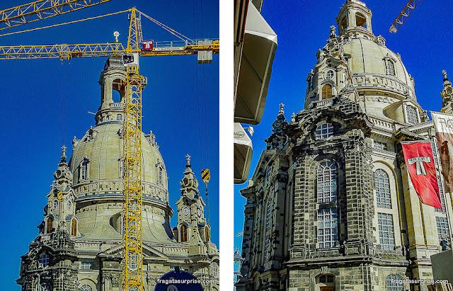 Frauenkirche, Dresden, Alemanha