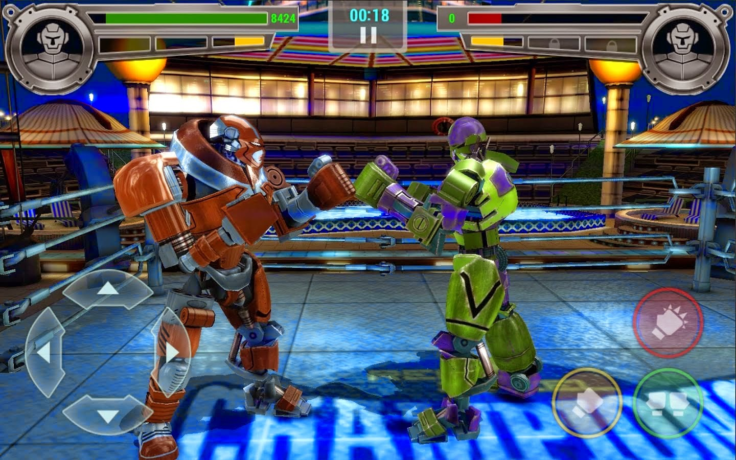 Real steel wrb mod apk unlimited money and gold ios