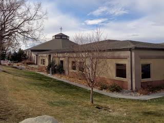 Saint Peter's Catholic Church, Monument, Colorado
