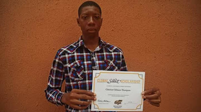 Brilliant Boy Gets Scholarship To Study In US After Smashing His WAEC and JAMB