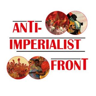 anti emperyalist cephe açıklama