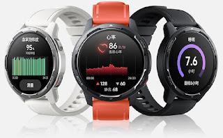 ساعة شاومي ووتش كولر 2 _ Xiaomi Watch Color 2