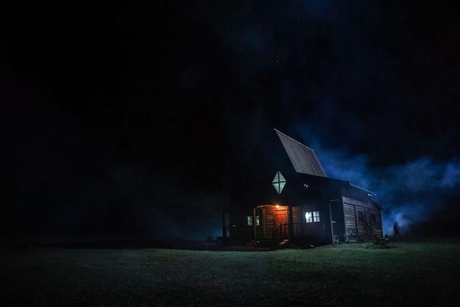 casa película de terror