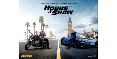 Film Fast & Furious Presents: Hobbs & Shaw (2019)