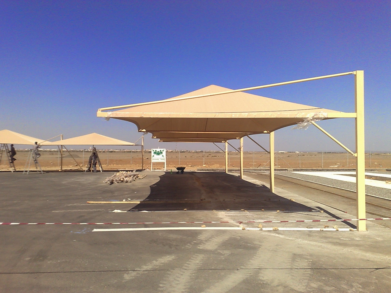 Car Parking Shed Suppliers In Qatar
